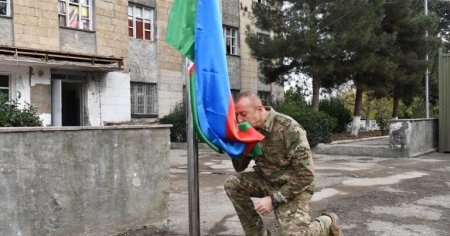 """""""Ali Baş Komandana """"Ordu Marşalı"""" adı verilsin"""" - TƏKLİF"""